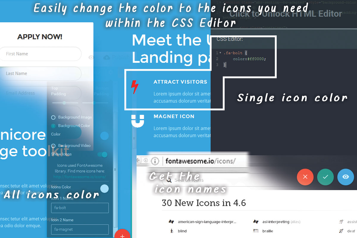 Custom Bootstrap CSS Theme Download